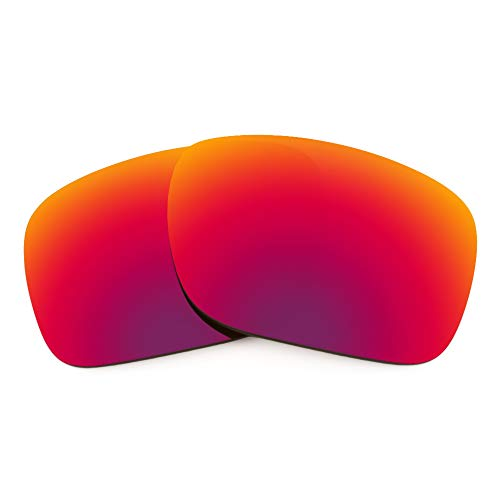 Revant Replacement Lenses for Oakley Holbrook, Polarized, Midnight Sun MirrorShield from Revant
