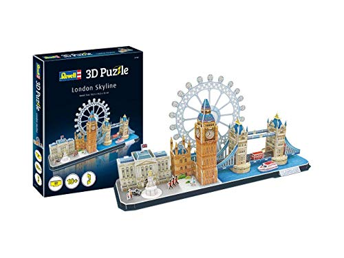 Revell 00140 3D Puzzle, Multi-Colour from Revell
