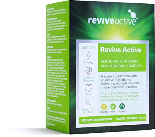 Revive Active Health Food Supplement - Pack of 7 from Revive Active