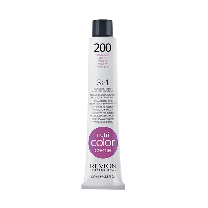 Revlon Professional Nutri Color Creme 200 - Violet 100 ml from Revlon  Professional 2c69b0198516