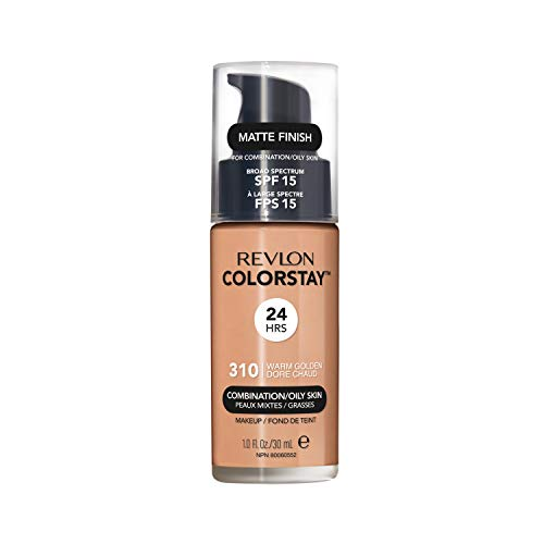 Revlon Colorstay Foundation, Warm Golden 310 from Revlon