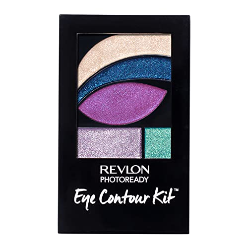 Revlon Photoready Eclectic - Primer/Shadow/Sparkle Eye Palette, 2.8 g, Number 517 from Revlon