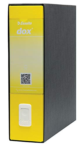 Esselte Dox 1 Class Box Lever Arch File, A4 from Esselte