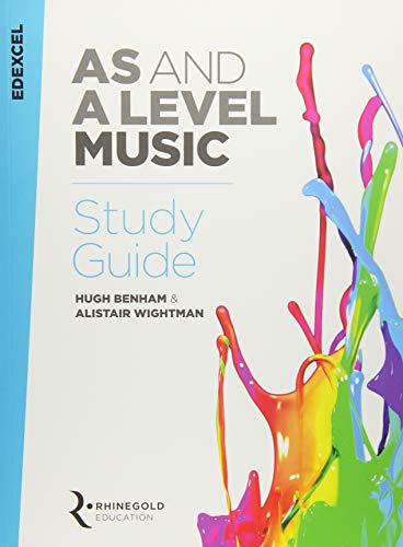Edexcel AS and A Level Music Study Guide from Rhinegold Education
