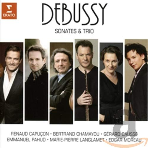 Debussy: Sonatas and Piano Trio from PLG UK CLASSICS