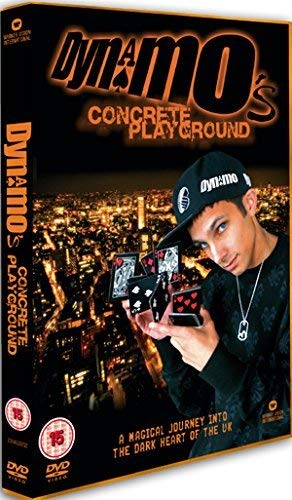 Dynamo'S Concrete Playground [Dvd] [2006] from Rhino