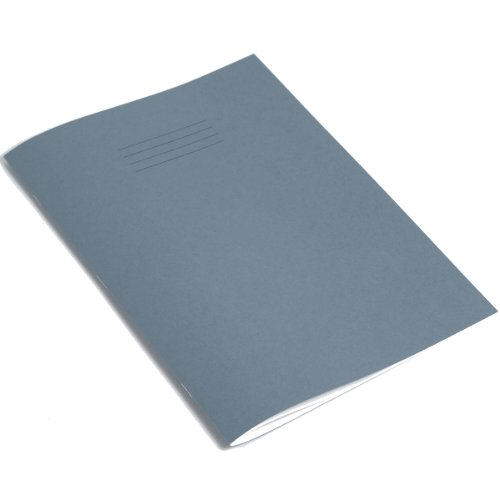RHINO A4 Exercise Book, 32 Page, Blue, TB/F13 (Pack of 10) from Rhino