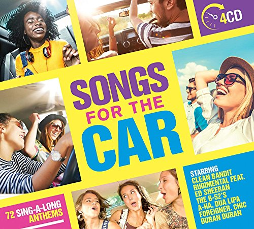 Songs for the Car from Rhino