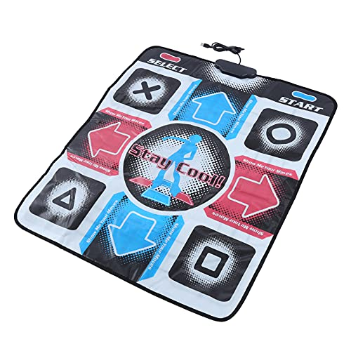 Richer-R Dance Mat Dance Pad Non-Slip Dancing Blanket with USB for PC from Richer-R