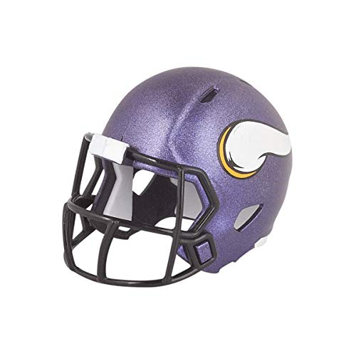 Riddell MINNESOTA VIKINGS NFL Speed POCKET PRO MICRO/POCKET-SIZE/MINI Football Helmet from Riddell