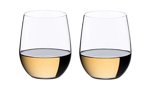 Riedel O Wine Tumbler Chardonnay/Viognier, Set of 2 from Riedel