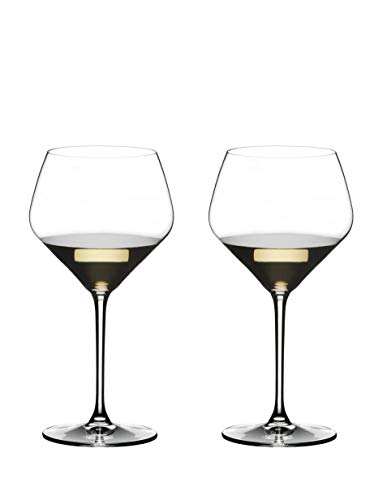 RIEDEL Set Of 2 Crystal 'Extreme' Oaked Chardonnay Wine Glasses from RIEDEL