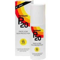 Riemann P20 Once a Day Sun Protection Spray SPF 15 100ml from Riemann
