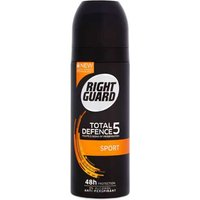 Right Guard Total Defence 5 Sport 48H High-Performance Anti-Perspirant Deodorant 150ml from Right Guard