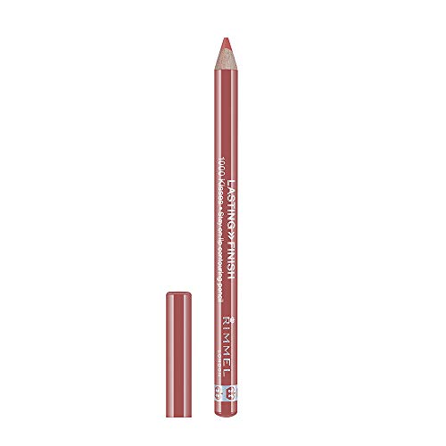 Rimmel 80 Blushing Nude Lasting Finish 1000 Kisses Lip Liner from Rimmel