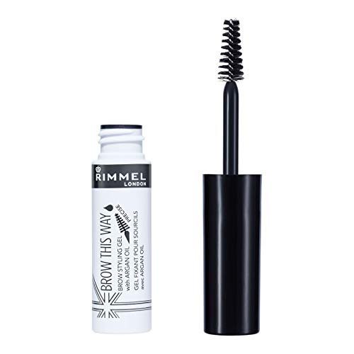 Rimmel London Brow This Way Eyebrow Gel with Argan Oil, 5ml from Rimmel