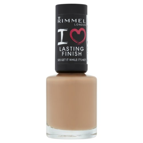 Rimmel Lasting Finish Nail Polish, Get it While it's Hot - 8 ml from Rimmel