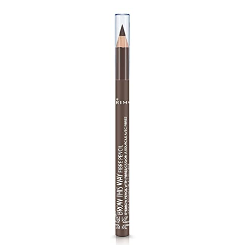 Rimmel London Brow This Way Fibre Pencil 002 Medium from Rimmel
