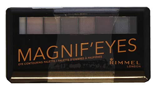 Rimmel London Magnif'Eyes Eye Palette, grunge glamour from Rimmel