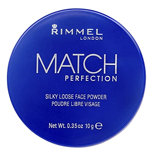 Rimmel London Match Perfection Silky Loose Face Powder, 1 Transparent, 10 g from Rimmel