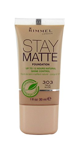 Rimmel London Stay Matte Foundation 30ml True Nude (#303) from Rimmel