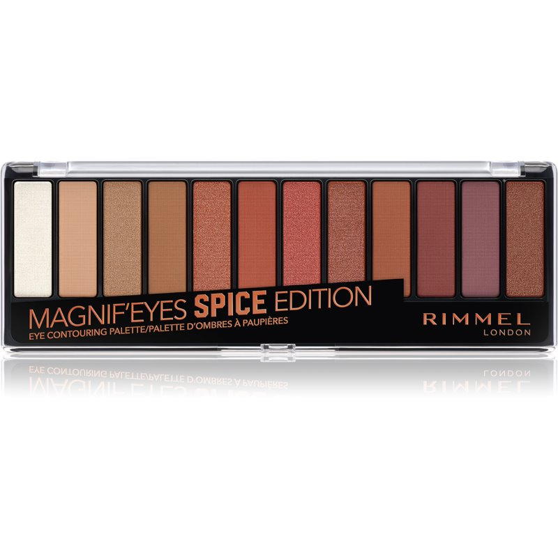Rimmel Magnif' Eyes Eyeshadow Palette Shade Spice 14,16 g from Rimmel
