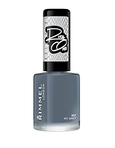Rimmel Rita Ora 60 Seconds Nail Polish My Grey from Rimmel