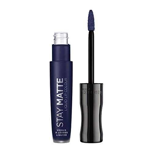 Rimmel Stay Matte Liquid Lipstick, Blue Iris from Rimmel