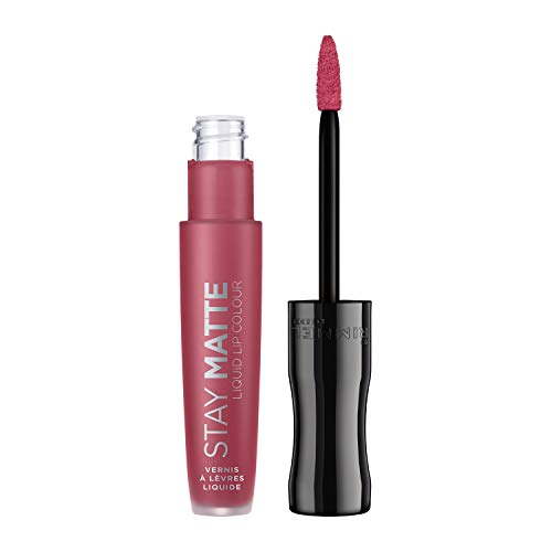 Rimmel Stay Matte Liquid Lipstick, Rose And Shine from Rimmel