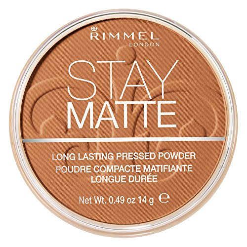 Rimmel Stay Matte Long Lasting Pressed Powder 14g 040 Honey from Rimmel