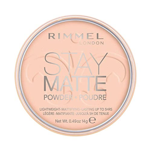 Rimmel London Stay Matte Pressed Powder, 2 Pink Blossom, 14 g from Rimmel