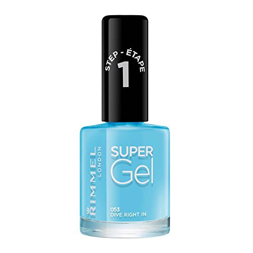 Rimmel Supergel Nail Polish, Dive Right In from Rimmel