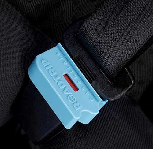 Premium Belt Lock Buckle Guard With Release Key - Protect Children From Removing The Seat Belt - Learning Difficulties Safety Equipment – Clips In And Locks - Prevents Unbuckling On Auto Journeys from Roadtrip Essentials