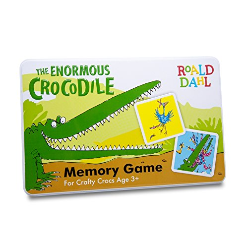 Roald Dahl Enormous Crocodile Memory Game from Roald Dahl