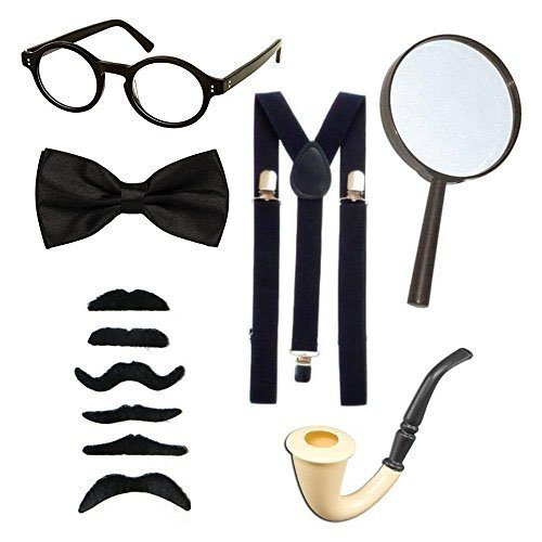 Robelli Assorted Adults / Teenager Fancy Dress Costumes (Detective) from Robelli