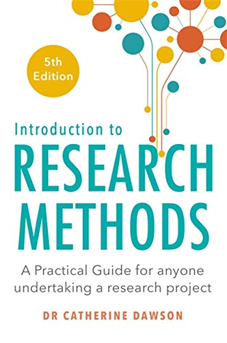 Introduction to Research Methods 5th Edition: A Practical Guide for Anyone Undertaking a Research Project from Robinson