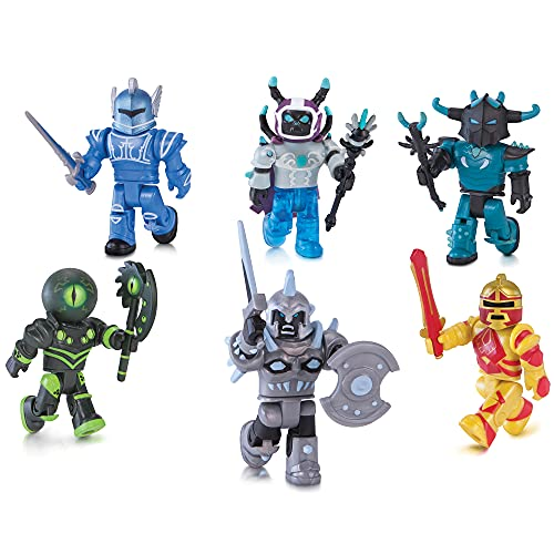 Roblox Champions Six Figure Pack from Roblox