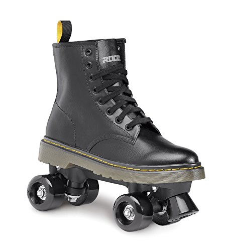 Roces Clash Roller Skates Roller Skate Street, Unisex, Clash, black, 42 from Roces