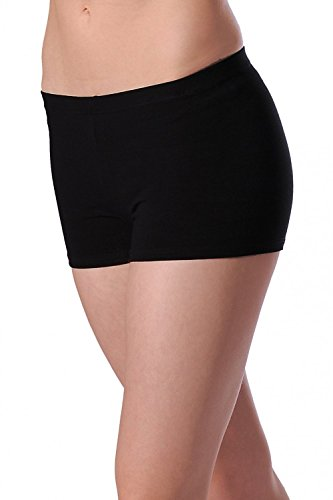 Roch Valley CTHIP Hipster Style Shorts Black Aged 9-10 134-140cm (2) from Roch Valley