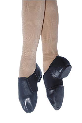 Roch Valley Neoprene Slip on Jazz shoes 8 Black from Roch Valley