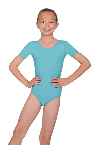 Roch Valley Prim RAD Exam Leotard Aqua blue 122-128cm (Age 7-8) 1B from Roch Valley