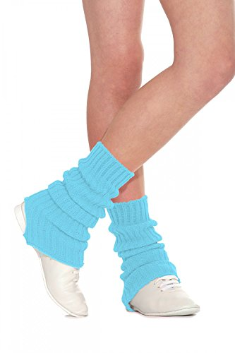 Acrylic Stirrup Leg Warmers from Roch Valley