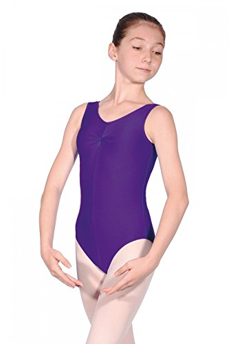 Roch Valley Sheree Nylon/Lycra Leotard Purple Ladies 8/10 Eu 36-38 (3) from Roch Valley