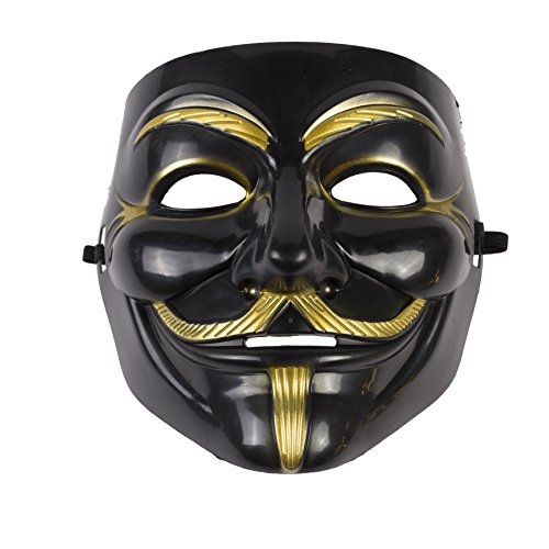 Rock 990204 Anonymous Guy Fawkes Mask, One Size from Rock