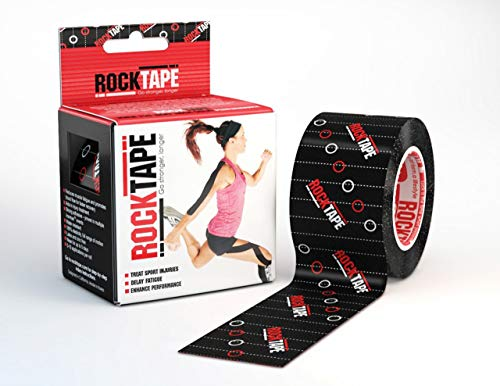 ROCKTAPE KINESIOLOGY PREMIUM SPORTS TAPE 5cm x 5m ROLL (CLINICAL) from RockTape