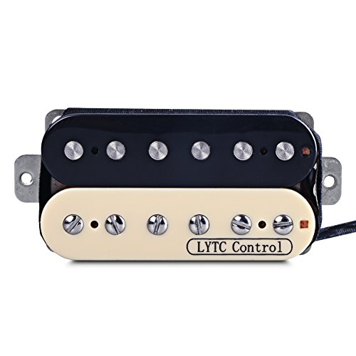 Rocket HZ5 Electric Guitar Humbucker Pickup for Gibson Les Paul Replacement (Bridge) from Rocket