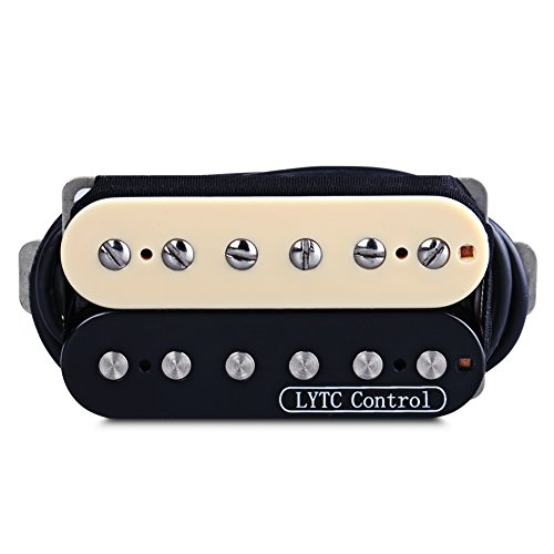 Rocket HZ5 Electric Guitar Humbucker Pickup for Gibson Les Paul Replacement (Neck) from Rocket