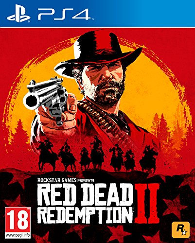 Red Dead Redemption 2 (PS4) from Rockstar Games