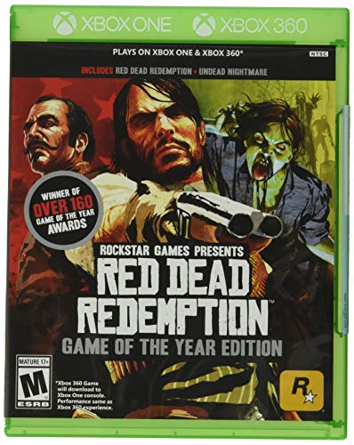 Red Dead Redemption: Game of the Year Edition - Xbox 360 by Rockstar Games from Rockstar Games