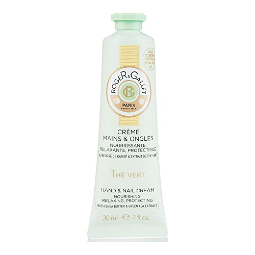 Roger&Gallet The Vert Crème Mains Hand Cream 30 g from ROGER & GALLET